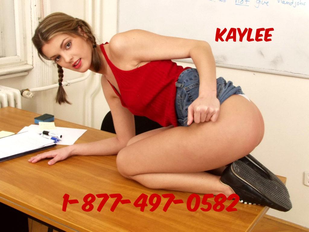 Sweet teen phonesex kaylee